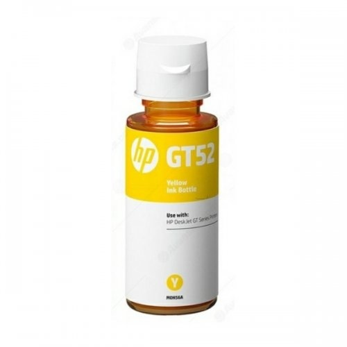 HP GT52 70-ml Yellow Original Ink Bottle (M0H56AE)