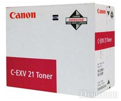 Canon Toner C-EXV 21 Magenta 14k (0454B002)