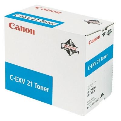 Canon Toner C-EXV 21 Cyan 14k (0453B002)