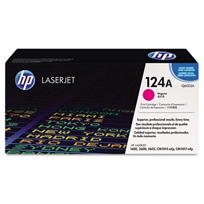 HP Cartridge No.124A Magenta (Q6003A)