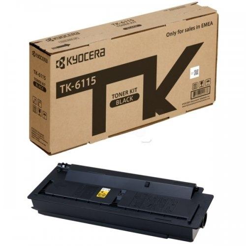 Kyocera toner cartridge black (1T02P10NL0, TK6115)