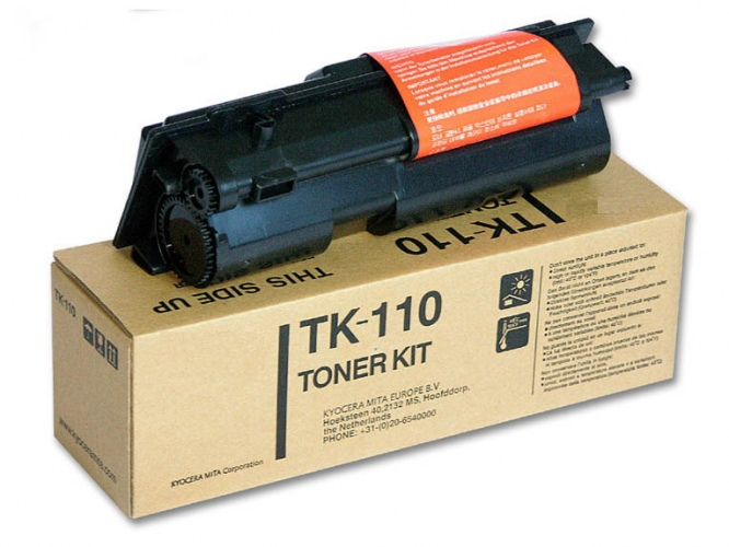 Kyocera Cartridge TK-110 Black (1T02FV0DE0)