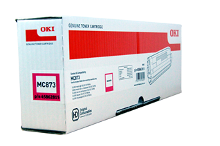 Oki Toner MC873 Magenta 10k (45862815)