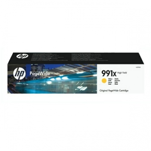 HP Cartridge No.991X Yellow (M0J98AE)