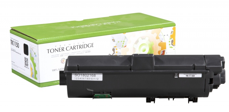 Compatible Static-Control Kyocera Cartridge TK-1150 Black (1T02RV0NL0)