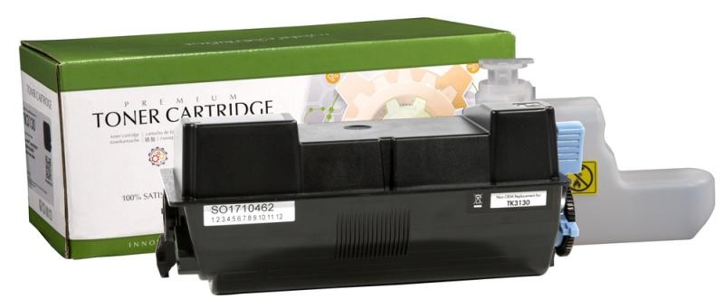 Compatible Static-Control Kyocera TK-3130, Black, 25000 p.