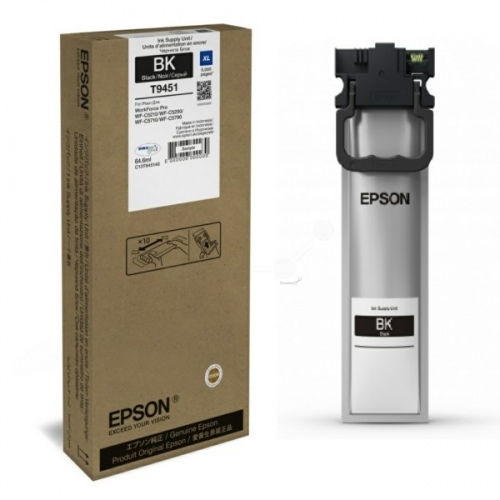 Epson Ink Black XL (C13T945140)