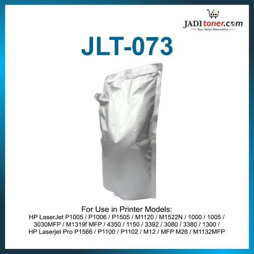 Toner powder JADI JLT-073 10KG, Black