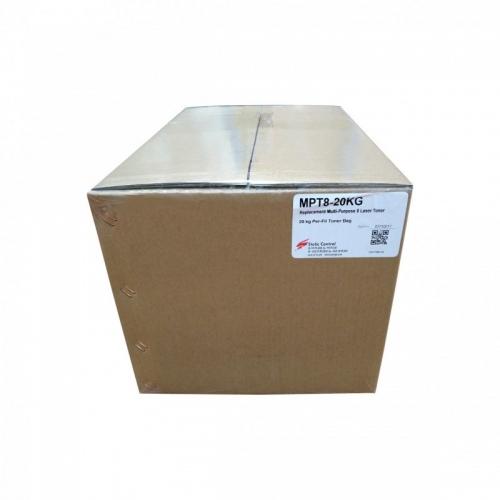 Static-Control TONER REFILL HP MPT8, Black, 20kg.