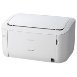 New laser printer, black and white, Canon i-SENSYS LBP6030, White