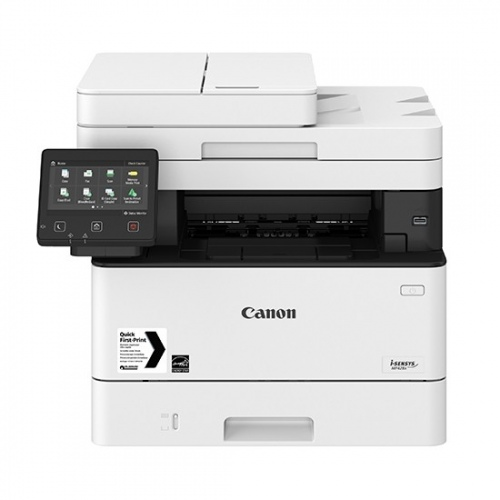 New laser printer, black and white, Canon i-SENSYS MF428X