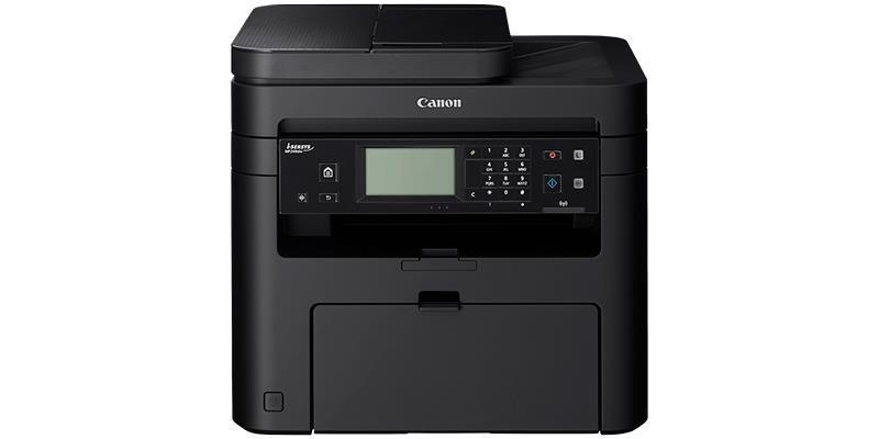 New laser printer, black and white, Canon i-SENSYS MF249dw