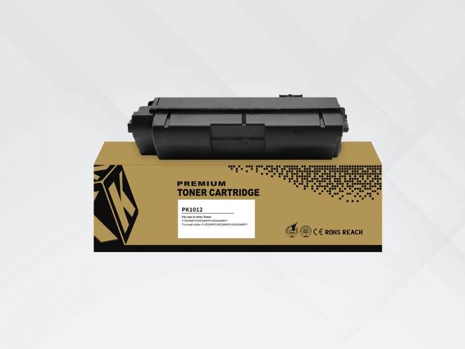 Compatible HYB Triumph Adler Toner Kit PK-1012/ Utax Toner PK1012 (1T02S50TA0/ 1T02S50UT0)