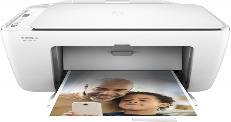 HP DeskJet 2620 All-in-One White (Matte) (V1N01B)