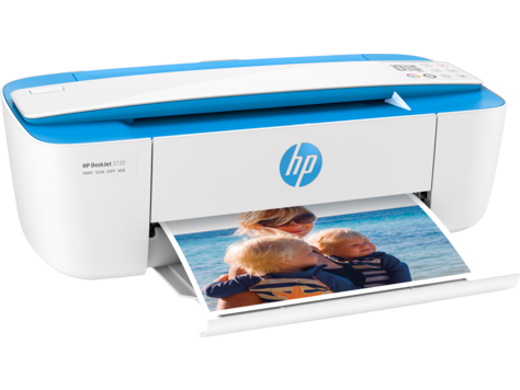 HP DeskJet 3720 All-in-One Printer (J9V86B)