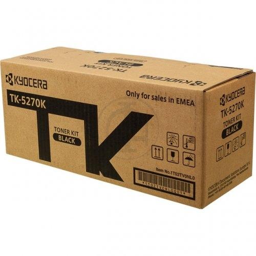Kyocera Toner TK-5270K Toner-Kit Black (1T02TV0NL0)
