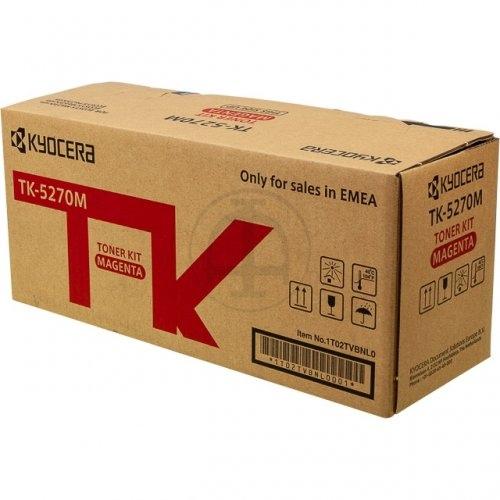 Kyocera Toner TK-5270M Toner-Kit Magenta (1T02TVBNL0)