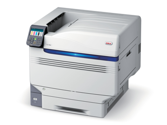 OKI Pro9542dn (45530622), new laser printer, A3, color (CMYBK+WT)