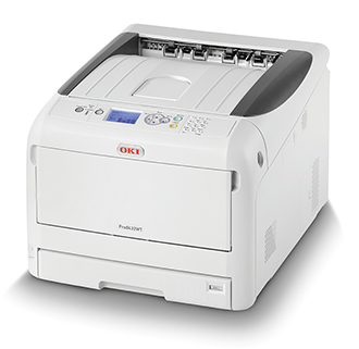OKI Pro8432WT (46550721), new laser printer, color