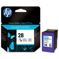 HP Ink No.28 Tri-Color (C8728AE)
