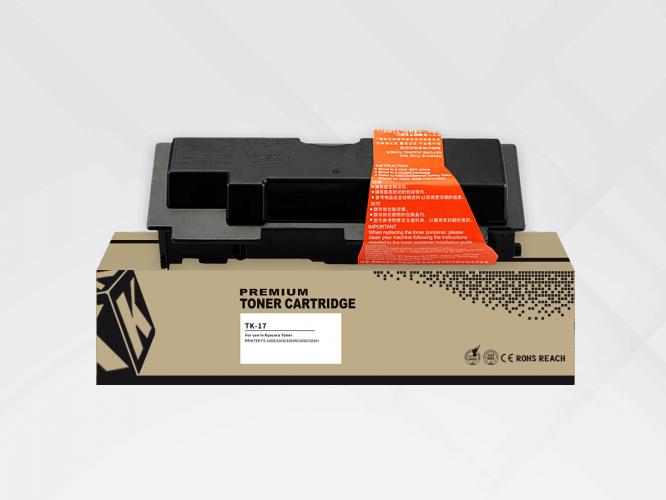 Compatible HYB Kyocera TK-17/18/ 100 Black, 6000 p.