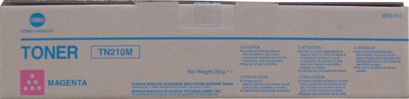 Konica-Minolta Toner TN-210 Magenta 12k (8938511)