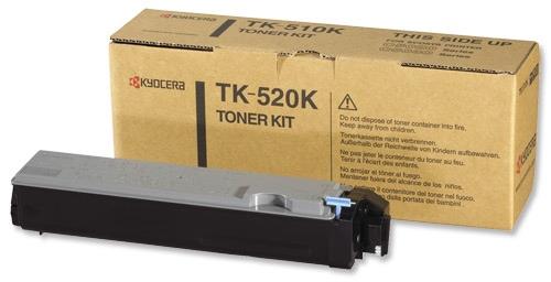 Kyocera Toner TK-520 Black (1T02HJ0EU0)