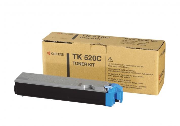 Kyocera Toner TK-520 Cyan (1T02HJCEU0)