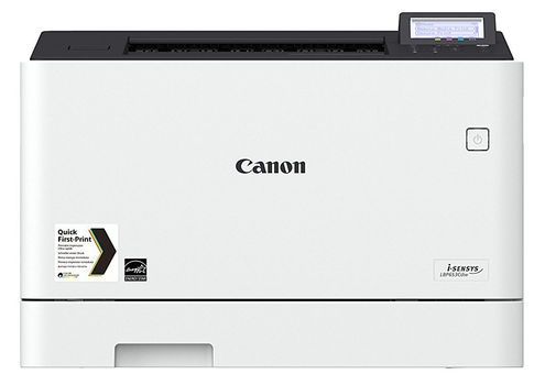 New printer Canon i-SENSYS LBP653Cdw, laser, color