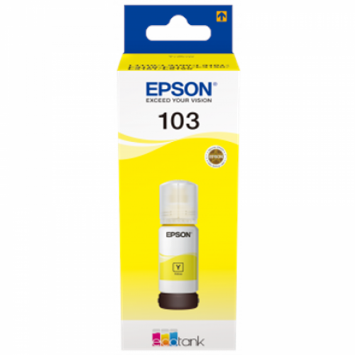 Epson 103 EcoTank Yellow (C13T00S44A) 65ml