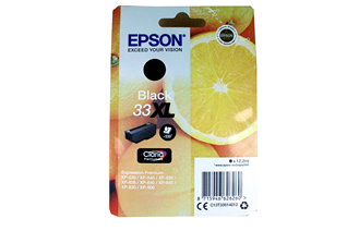 Epson Ink Premium Black No.33XL (C13T33514012)