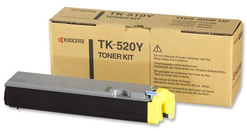 Kyocera Toner TK-520 Yellow (1T02HJAEU0)