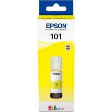 Epson Ink bottle Yellow (C13T03V44A)