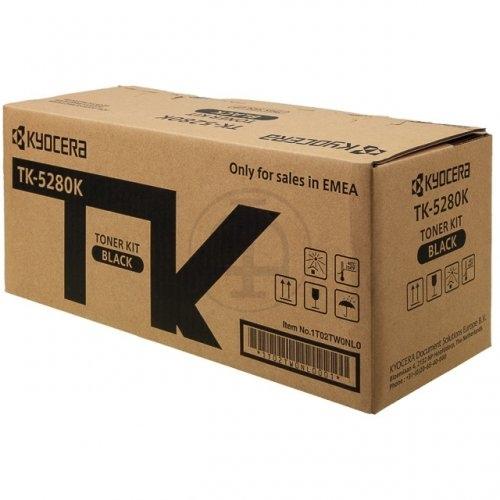 Kyocera Toner TK-5280K Toner-Kit Black (1T02TW0NL0)