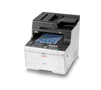Multifunction Printer OKI MC563dn