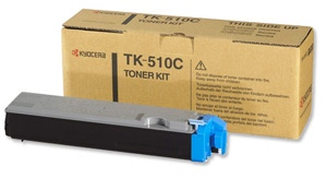 Kyocera Cartridge TK-510 Cyan (1T02F3CEU0)