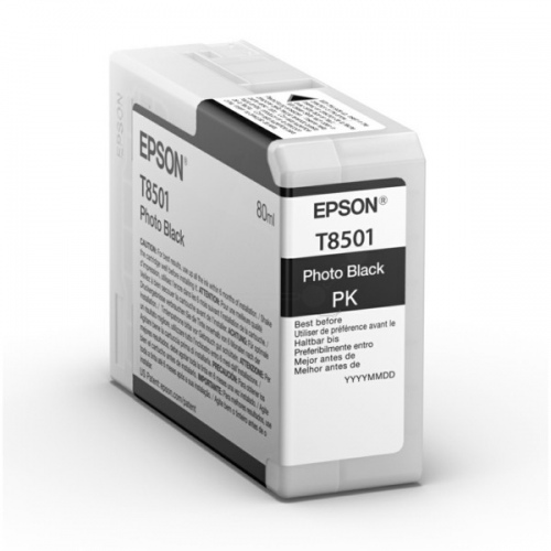 Epson Ink Photo Black UltraChrome HD (C13T850100)