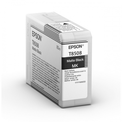 Epson Ink Matte Black UltraChrome HD (C13T850800)