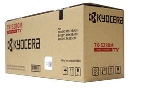Kyocera Toner TK-5280M Toner-Kit Magenta (1T02TWBNL0)