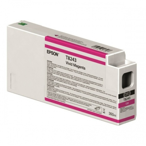 Epson Ink T824300 Vivid Magenta (C13T824300)
