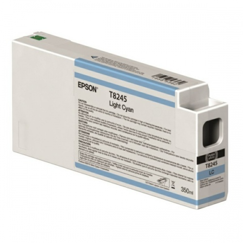 Epson Ink T824500 Light Cyan (C13T824500)