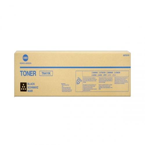 Konica-Minolta Toner TN-411 Black 25,7k (A070151)