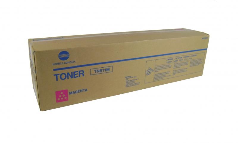 Konica-Minolta Toner TN-611 Magenta (A070350)