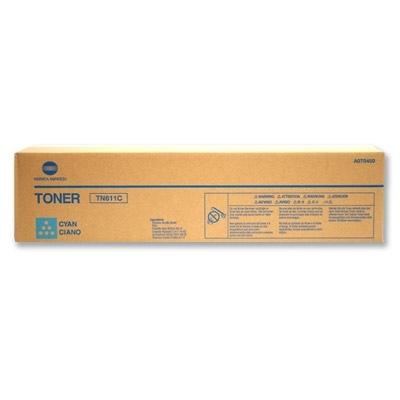 Konica-Minolta Toner TN-611 Cyan (A070450)