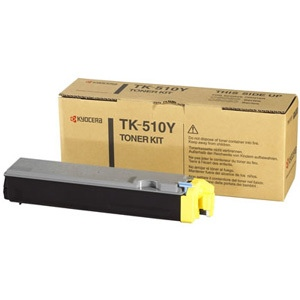 Kyocera Cartridge TK-510 Yellow (1T02F3AEU0)