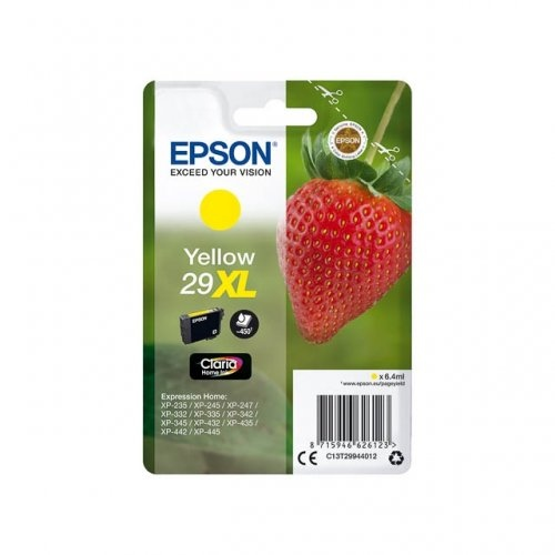 Epson Ink Yellow No.29XL (C13T29944012)