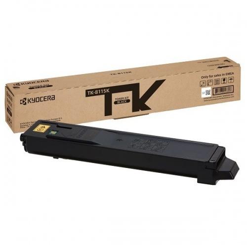 Kyocera Toner TK-8115 Black (1T02P30NL0)