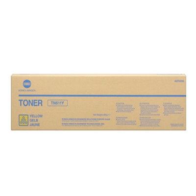 Konica-Minolta Toner TN-611 Yellow (A070250)