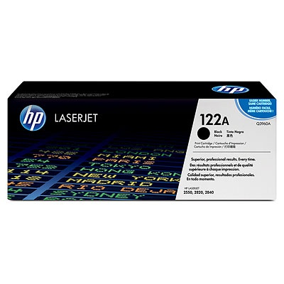 HP Cartridge No.122A Black (Q3960A)