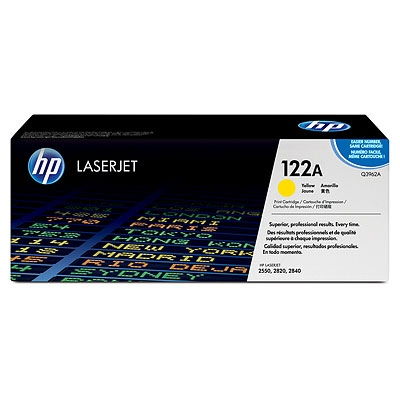HP Cartridge No.122A Yellow (Q3962A)